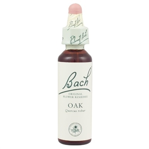 Dr Bach Oak Bach Flower Remedy 10ml