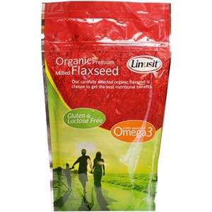 Granovita Organic Ground Flaxseed 450g