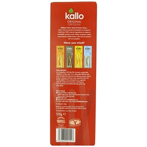 Kallo Grissini Breadsticks Original 125g