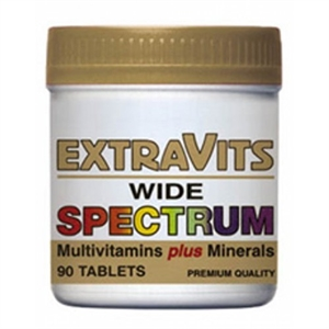 Lifeplan Extravits Wide Spectrum 90 tablet