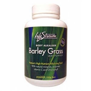 Lifestream Barley Grass Powder 100g