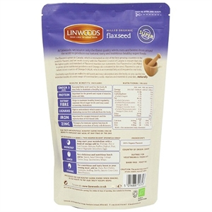 Linwoods Milled Organic Flaxseed 200g