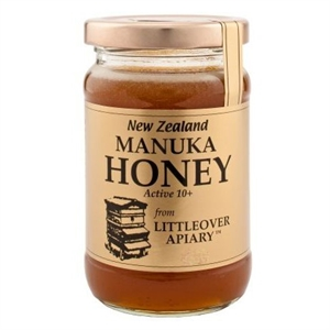 Littleover Apiaries Manuka Honey Active 10+ 250g