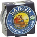 Badger Mini Aromatic Chest Rub 21g