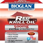 Bioglan Red Krill Oil 500mg 30 capsule