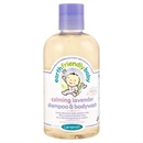Earth Friendly Baby Lavender Shampoo - Ecocert 250ml