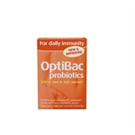 Optibac Probiotics For Daily Immunity 30 capsule