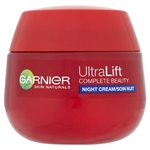 Garnier UltraLift Complete Beauty Night Cream - 50ml