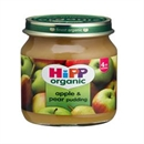 Hipp Apple & Pear Pudding 125g