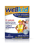 Vitabiotics Wellkid Chewable 30 tablet