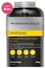 WHEYMAX Hydrolysed Whey Protein Isolate 908g 1 Tub