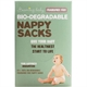 Beaming Baby Nappy Sacks Fragrance Free 60'spieces