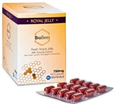 BioBees Fresh Royal Jelly Capsules 180 Capsules