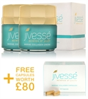 Buy 2 Jivesse Creams & Get FREE Jivesse Capsules Worth 80 Pounds 2 Pots &  FREE 60 Caps
