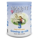 NANNYcare Goat Milk Based Growing up milk 900g Triple Pack
