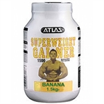 Nutrisport Atlas Super Gainer Banana 1500g