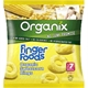 Organix Crunchy Sweetcorn Rings 20g